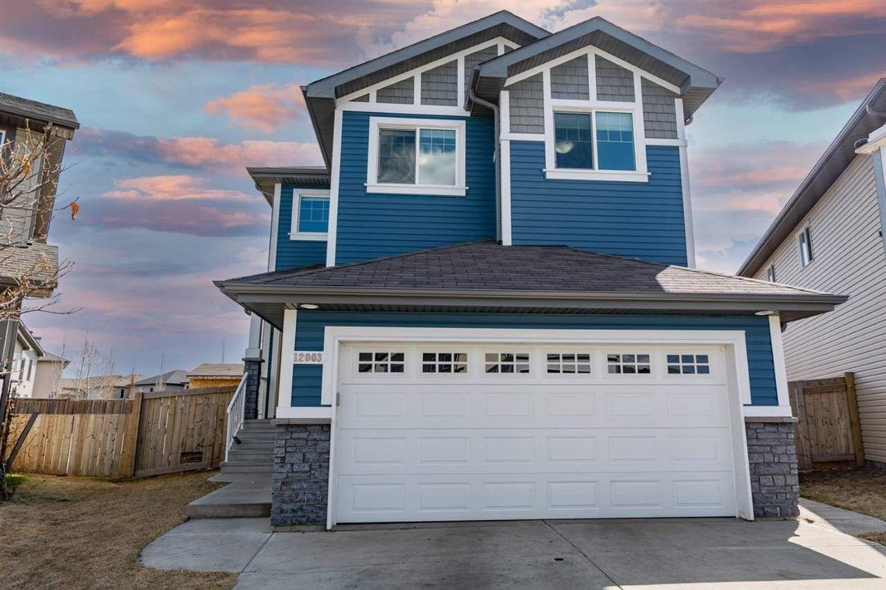 Main Photo: 12003 168 Avenue in Edmonton: Zone 27 House for sale : MLS®# E4240879