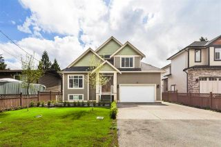 Photo 1: 2124 PATRICIA Avenue in Port Coquitlam: Glenwood PQ House for sale : MLS®# R2575842