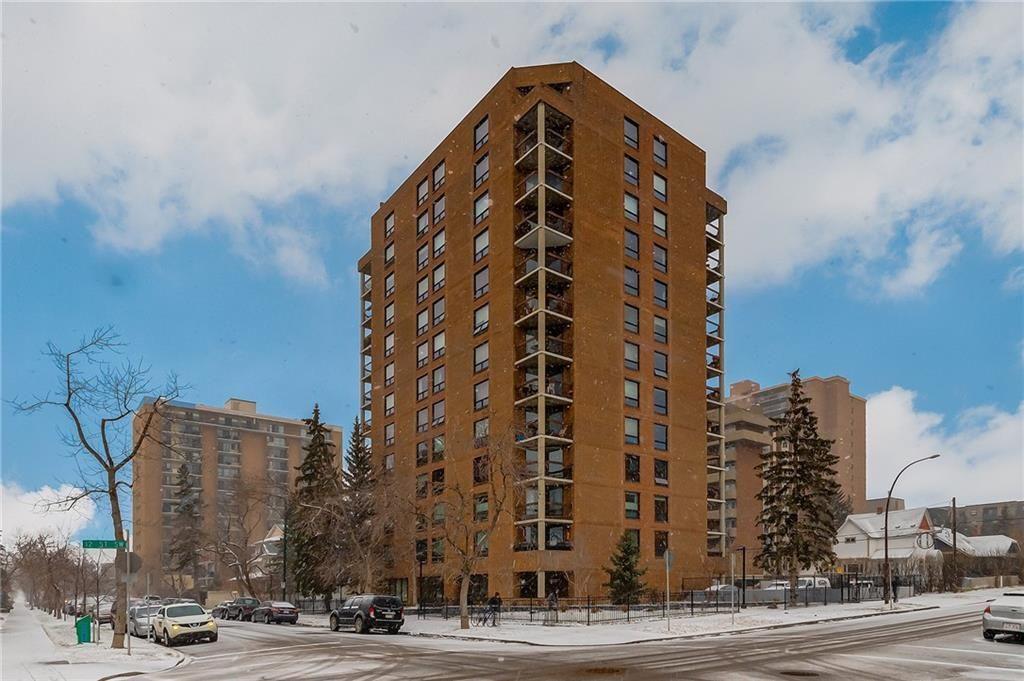 Main Photo: 530 1304 15 Avenue SW in Calgary: Beltline Apartment for sale : MLS®# C4275190