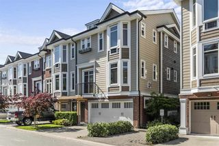 """Photo 1: 91 20738 84 Avenue in Langley: Willoughby Heights Townhouse for sale in """"Yorkson creek"""" : MLS®# R2467365"""