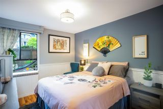 """Photo 16: 102 1549 KITCHENER Street in Vancouver: Grandview Woodland Condo for sale in """"Dharma Digs"""" (Vancouver East)  : MLS®# R2570093"""