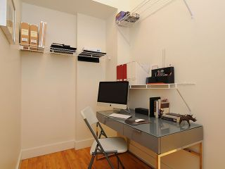 Photo 8: # 207 345 WATER ST in Vancouver: Downtown VW Condo for sale (Vancouver West)  : MLS®# V1029801