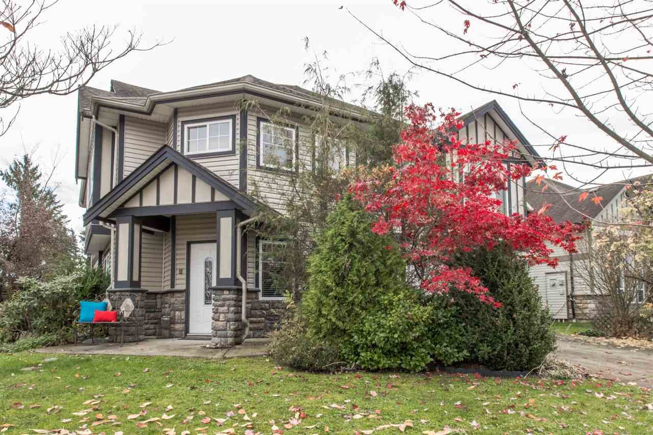 Main Photo: 8390 HARRIS STREET in Mission: Mission BC House for sale : MLS®# R2121135