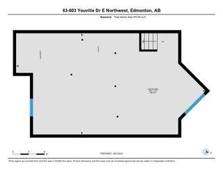 Photo 48: 63 603 Youville Drive E in Edmonton: Zone 29 Townhouse for sale : MLS®# E4266368