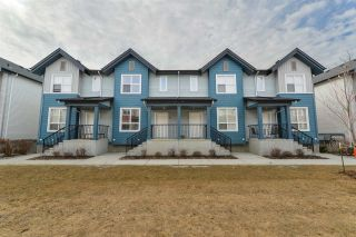 Photo 1: 10 6075 SCHONSEE Way in Edmonton: Zone 28 Townhouse for sale : MLS®# E4242039