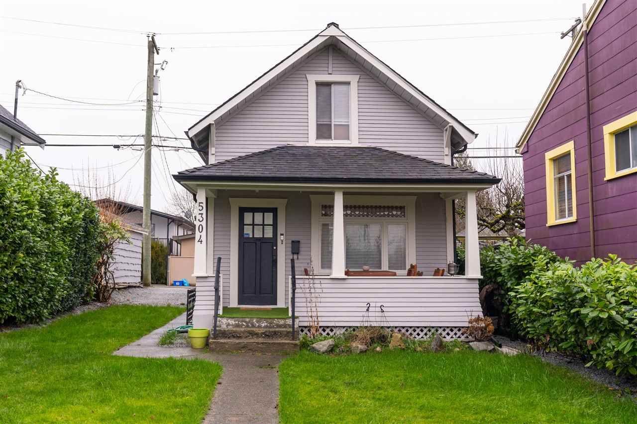 Main Photo: 5304 FRASER Street in Vancouver: Fraser VE House for sale (Vancouver East)  : MLS®# R2532729