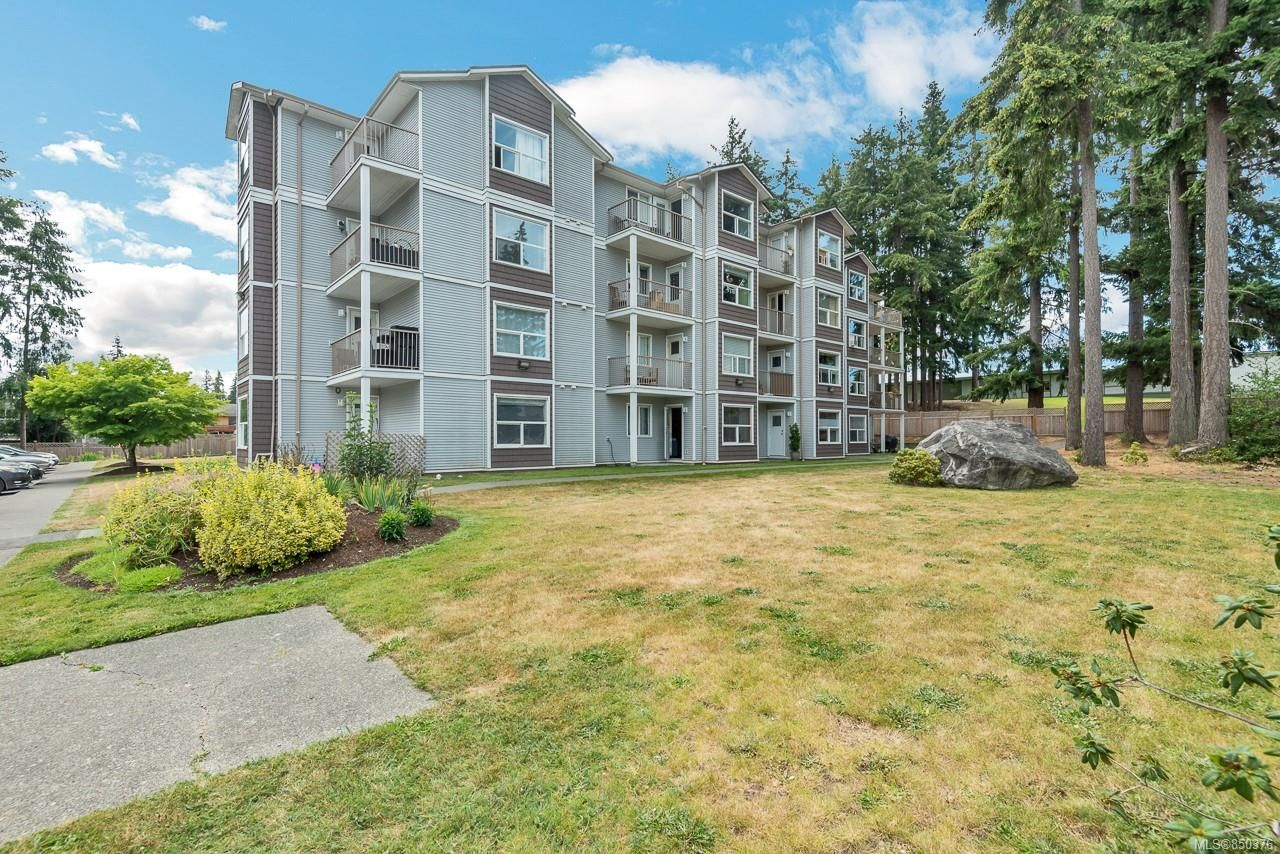 Main Photo: 107 282 Birch St in : CR Campbell River Central Condo for sale (Campbell River)  : MLS®# 850376