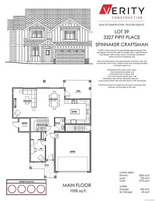 Photo 3: 3327 Pipit Pl in : Co Royal Bay House for sale (Colwood)  : MLS®# 883640