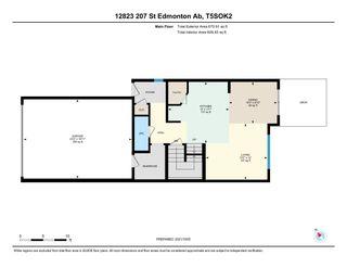 Photo 2: 12823 207 Street in Edmonton: Zone 59 House Half Duplex for sale : MLS®# E4265509