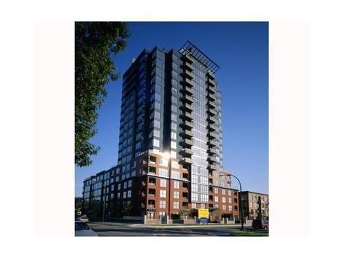 Main Photo: 1606 5288 MELBOURNE Street in Emerald Park Place: Collingwood VE Home for sale ()  : MLS®# V821965