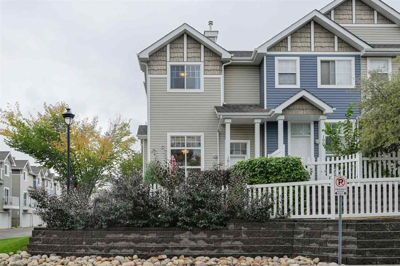 Main Photo: 191 5604 199 Street in Edmonton: Zone 58 Townhouse for sale : MLS®# E4263984
