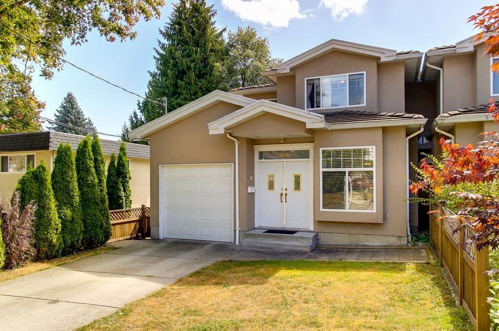 Main Photo: 4058 FOREST STREET - LISTED BY SUTTON CENTRE REALTY in Burnaby: Burnaby Hospital 1/2 Duplex for sale (Burnaby South)  : MLS®# R2207552