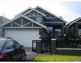 Photo 1: 5491 WALTON Road in Richmond: Riverdale RI House for sale : MLS®# V756680