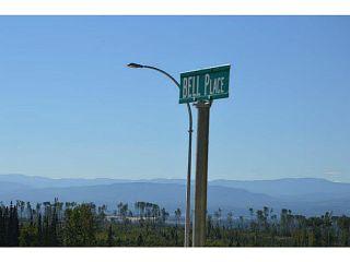 """Photo 1: LOT 14 BELL Place in Mackenzie: Mackenzie -Town Land for sale in """"BELL PLACE"""" (Mackenzie (Zone 69))  : MLS®# N227307"""
