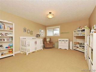Photo 13: 526 Heatherdale Lane in VICTORIA: SW Royal Oak Row/Townhouse for sale (Saanich West)  : MLS®# 638198