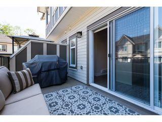 "Photo 17: 51 6591 195A Street in Surrey: Clayton Townhouse for sale in ""ZEN"" (Cloverdale)  : MLS®# R2290697"