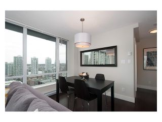 Photo 10: # 1807 1088 RICHARDS ST in Vancouver: Yaletown Condo for sale (Vancouver West)  : MLS®# V1055333