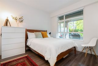 """Photo 17: 109 617 SMITH Avenue in Coquitlam: Coquitlam West Condo for sale in """"The Easton"""" : MLS®# R2580688"""