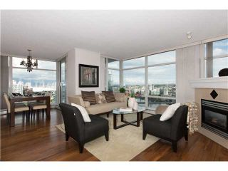 """Photo 2: # 3002 1199 MARINASIDE CR in Vancouver: Yaletown Condo for sale in """"Aquarius Mews"""" (Vancouver West)  : MLS®# V1029094"""