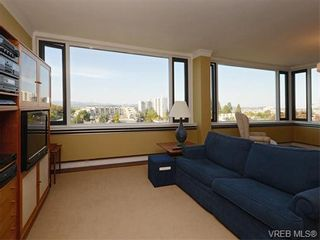 Photo 2: 601 139 Clarence St in VICTORIA: Vi James Bay Condo for sale (Victoria)  : MLS®# 743388