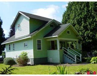 Photo 1: 46698 YALE RD in Chilliwack: Chilliwack E Young-Yale House for sale : MLS®# H2502639