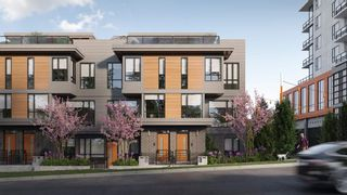 """Main Photo: 4 3996 DUMFRIES Street in Vancouver: Knight Townhouse for sale in """"Format by Cressey"""" (Vancouver East)  : MLS®# R2616035"""
