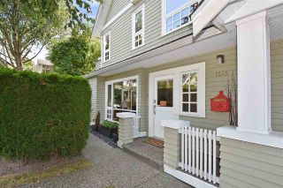 Photo 20: 1545 TRAFALGAR STREET in Vancouver: Kitsilano Townhouse for sale (Vancouver West)  : MLS®# R2392914