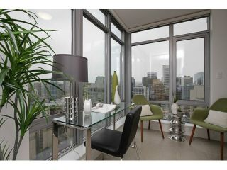 Photo 9: # 2306 1028 BARCLAY ST in Vancouver: West End VW Condo for sale (Vancouver West)