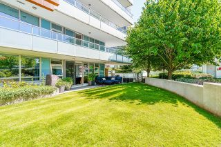 """Photo 32: 201 4400 BUCHANAN Street in Burnaby: Brentwood Park Condo for sale in """"MOTIF & CITI"""" (Burnaby North)  : MLS®# R2596915"""
