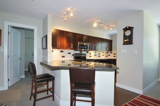 "Photo 3: 315 2468 ATKINS Avenue in Port Coquitlam: Central Pt Coquitlam Condo for sale in ""THE BORDEAUX"" : MLS®# R2195449"