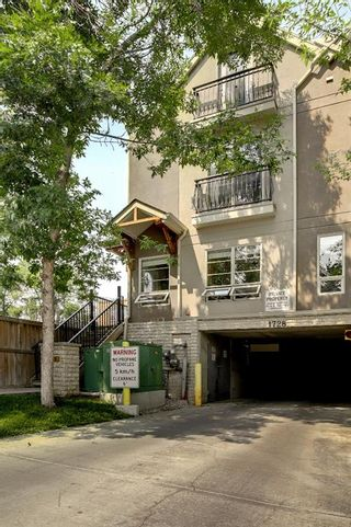 Main Photo: 107 1728 35 Avenue SW in Calgary: Altadore Row/Townhouse for sale : MLS®# A1130612