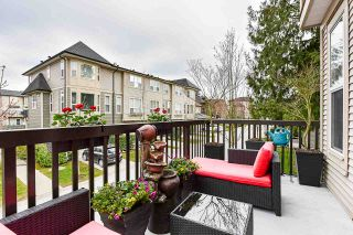 """Photo 25: 6 7938 209 Street in Langley: Willoughby Heights Townhouse for sale in """"Red Maple Park"""" : MLS®# R2561075"""