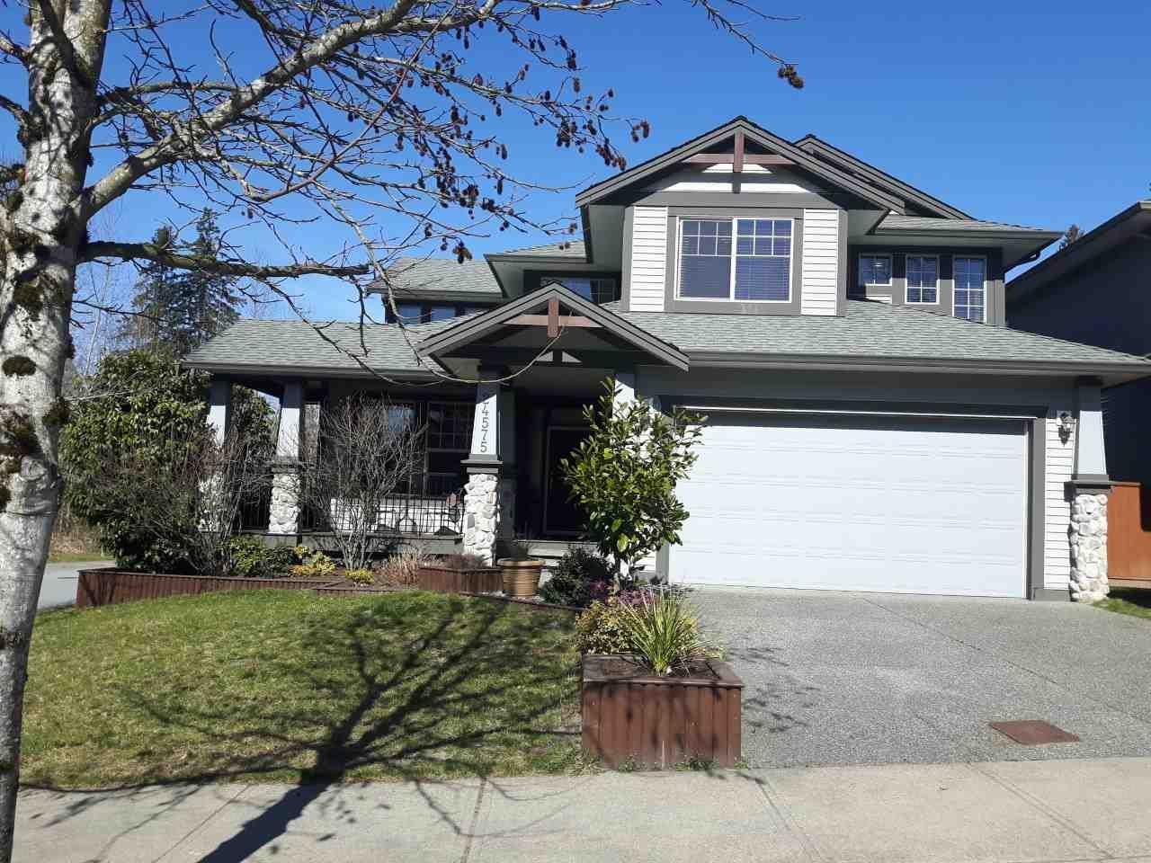 "Main Photo: 24575 MCCLURE Drive in Maple Ridge: Albion House for sale in ""THE UPLANDS AT MAPLE CREST"" : MLS®# R2396546"