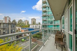 """Main Photo: 603 100 E ESPLANADE Avenue in North Vancouver: Lower Lonsdale Condo for sale in """"The Landing"""" : MLS®# R2626856"""