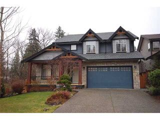 """Photo 1: 24615 KIMOLA Drive in Maple Ridge: Albion House for sale in """"HIGHLAND FOREST"""" : MLS®# V989409"""