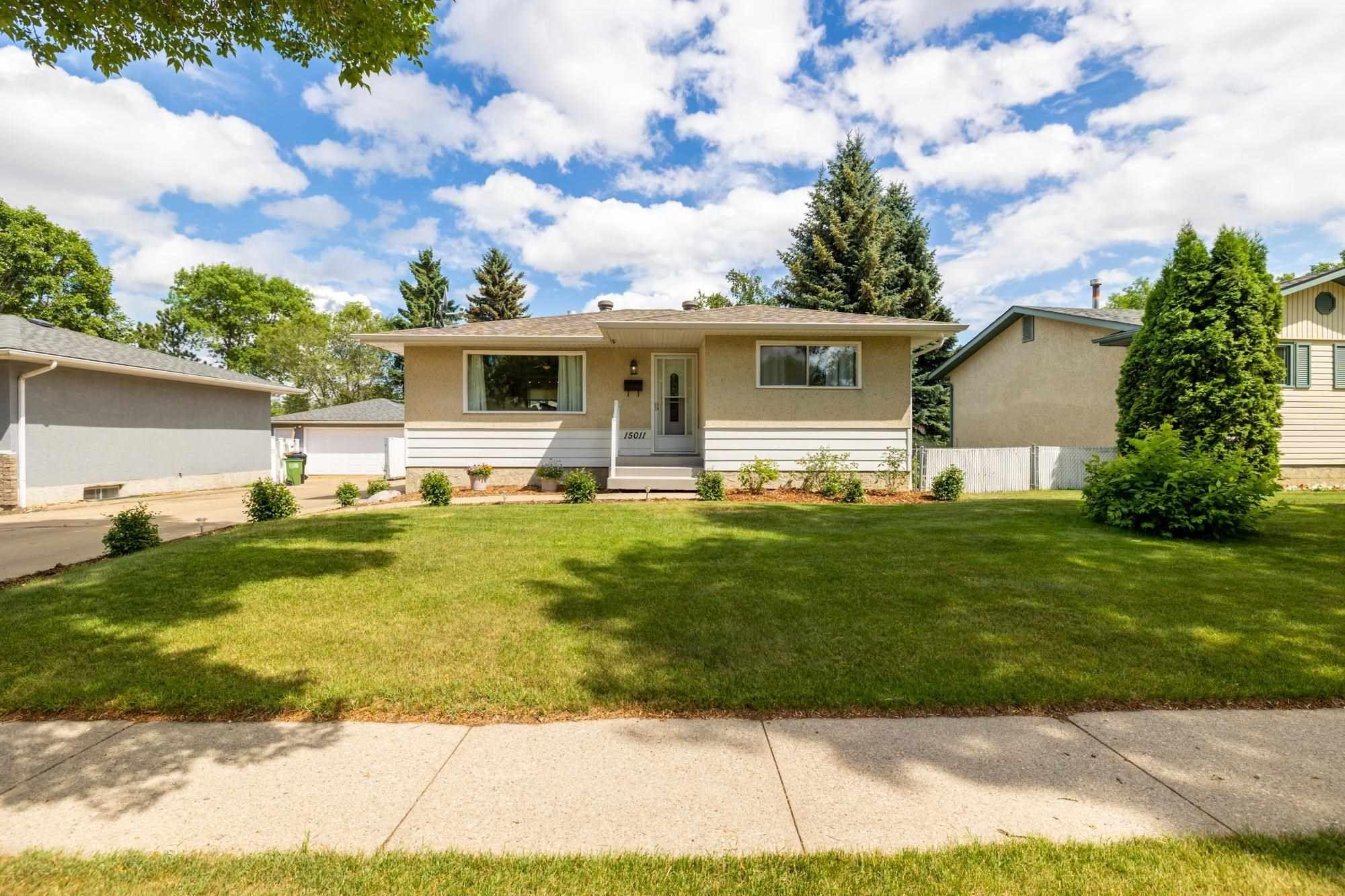 Main Photo: 15011 64 Street in Edmonton: Zone 02 House for sale : MLS®# E4253519
