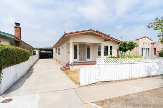 Photo 5: NORMAL HEIGHTS House for sale : 2 bedrooms : 4340 Bancroft in San Diego