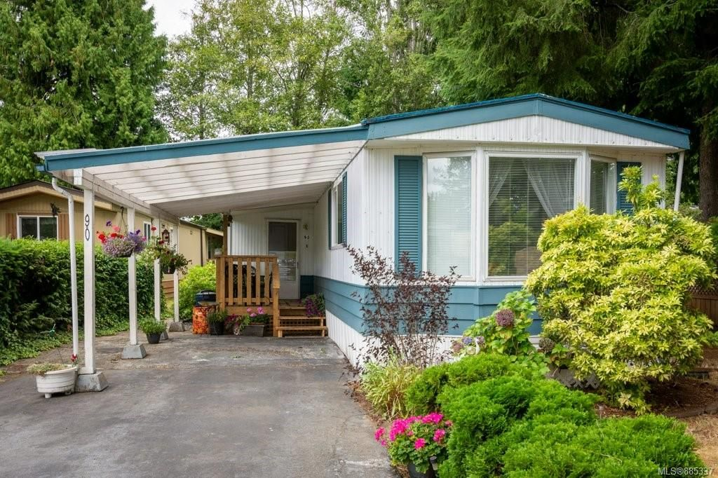 Main Photo: 90 5854 Turner Rd in : Na Pleasant Valley Manufactured Home for sale (Nanaimo)  : MLS®# 885337