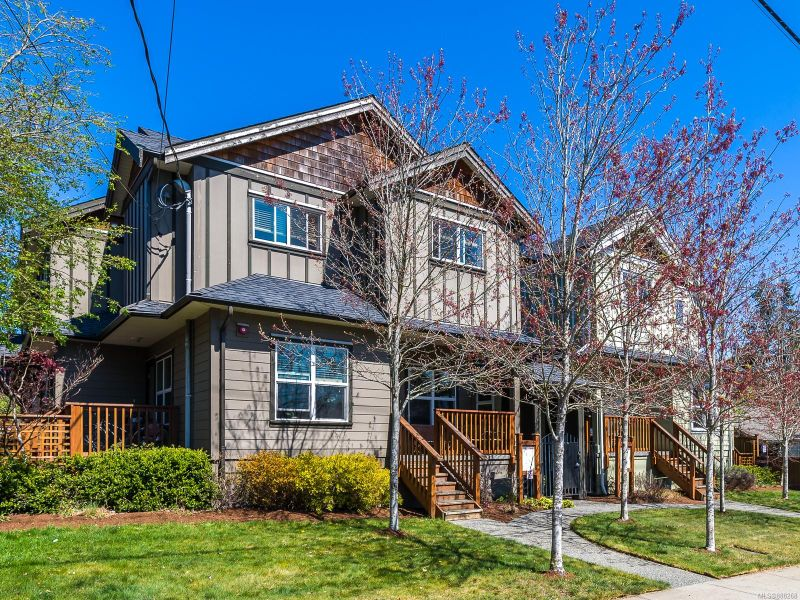 FEATURED LISTING: 103 - 584 Rosehill St Nanaimo