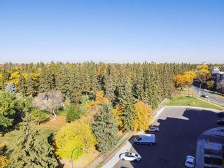 Photo 43: 433 10531 117 Street in Edmonton: Zone 08 Condo for sale : MLS®# E4264258