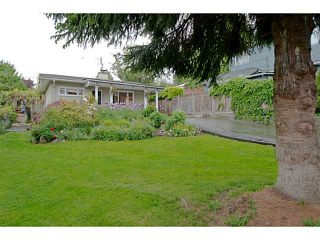 Photo 1: 212 W 23RD Street in North Vancouver: Central Lonsdale House for sale : MLS®# V1008234