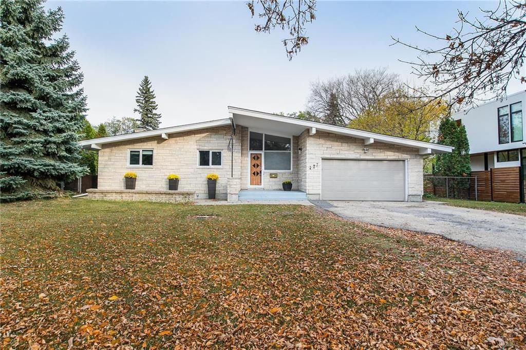 Main Photo: 427 Bower Boulevard in Winnipeg: Residential for sale (1E)  : MLS®# 202025259
