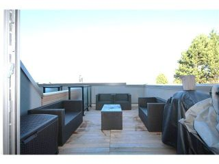 """Photo 19: 1337 W 8TH Avenue in Vancouver: Fairview VW Townhouse for sale in """"FAIRVIEW VILLAGE"""" (Vancouver West)  : MLS®# V1114051"""