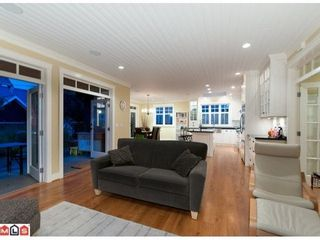 Photo 4: 2788 MCBRIDE Ave in South Surrey White Rock: Crescent Bch Ocean Pk. Home for sale ()  : MLS®# F1226351