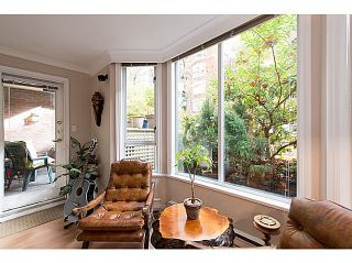 """Photo 6: 110 1230 HARO Street in Vancouver: West End VW Condo for sale in """"1230 Haro"""" (Vancouver West)  : MLS®# V1050586"""
