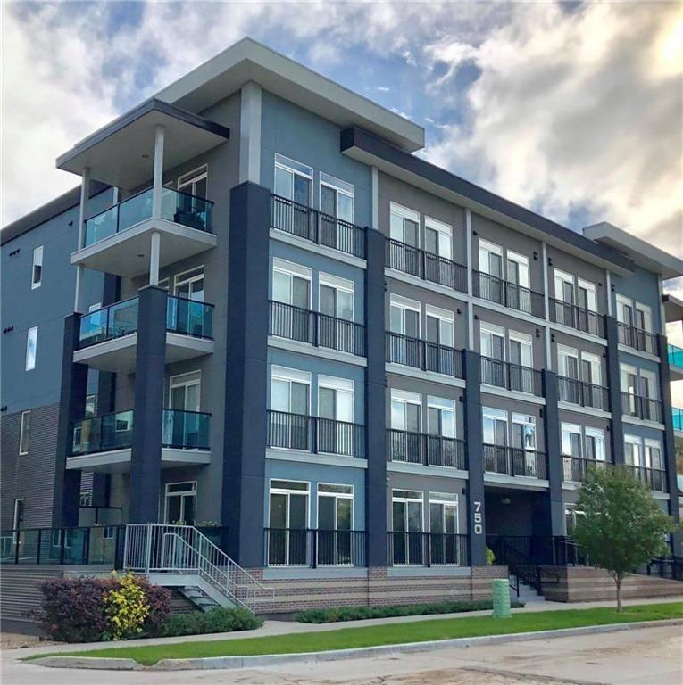 Main Photo: 303 750 Tache Avenue in Winnipeg: St Boniface Condominium for sale (2A)  : MLS®# 1928020