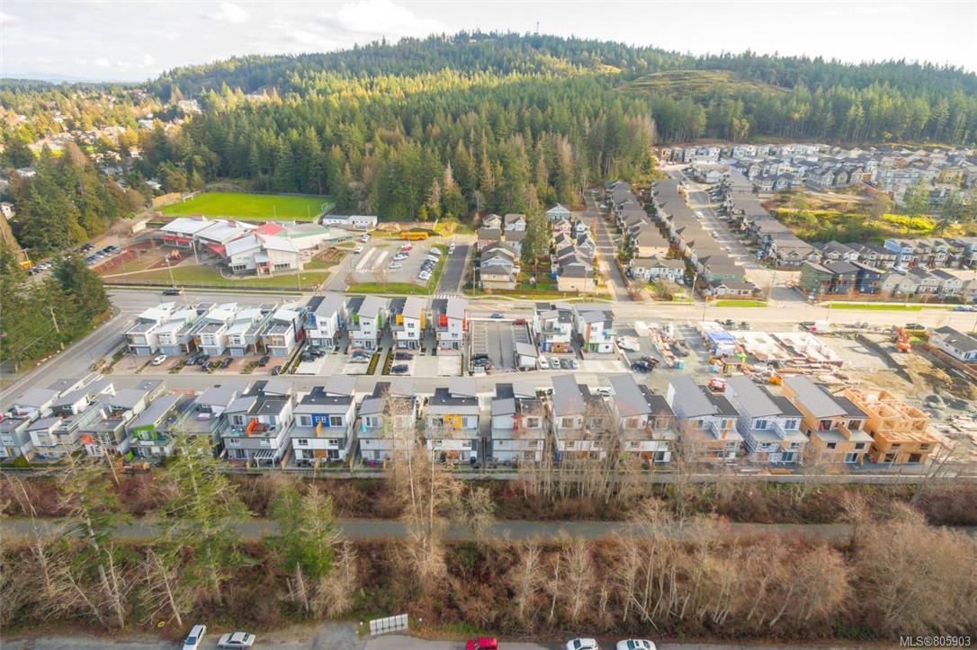 Main Photo: 104 3322 Radiant Way in Langford: La Happy Valley Row/Townhouse for sale : MLS®# 805903