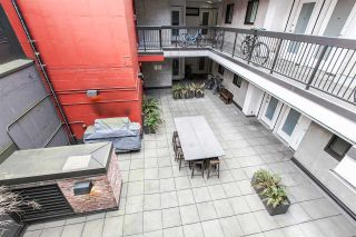 """Photo 20: 306 370 CARRALL Street in Vancouver: Downtown VE Condo for sale in """"21 Doors"""" (Vancouver East)  : MLS®# R2557120"""