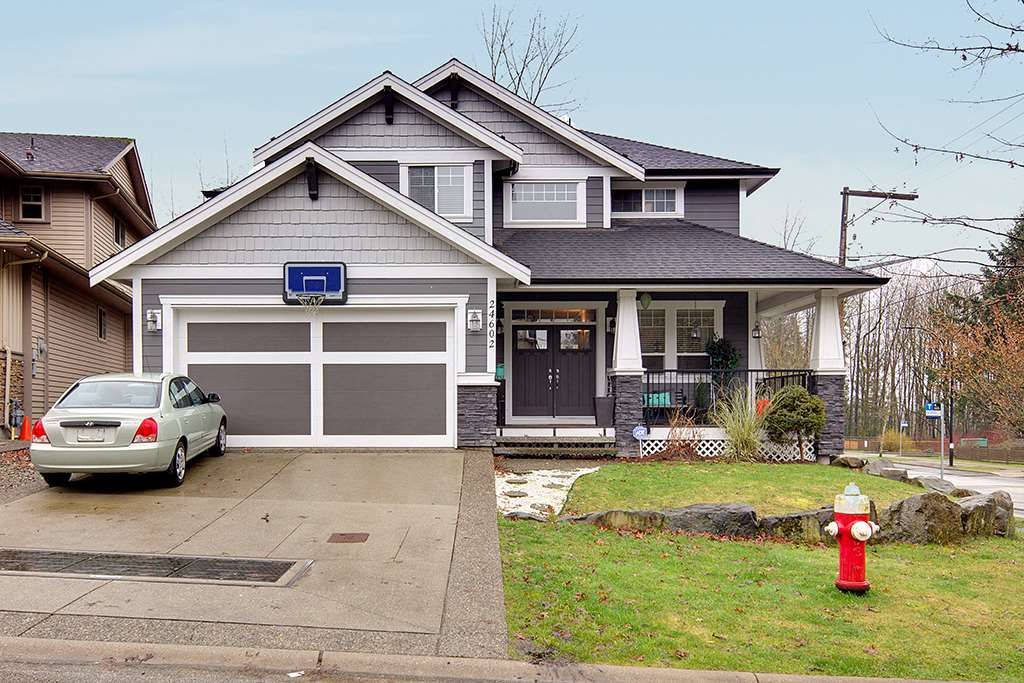 """Main Photo: 24602 103 Avenue in Maple Ridge: Albion House for sale in """"THORNHILL HEIGHTS"""" : MLS®# R2435547"""