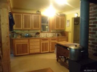 Photo 7: 5458 Prendergast Rd in COURTENAY: CV Courtenay West House for sale (Comox Valley)  : MLS®# 647182
